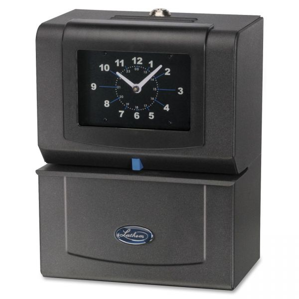 Lathem Heavy-duty Automatic Time Recorder
