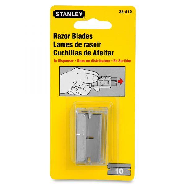 Stanley Single Edge Razor Blades