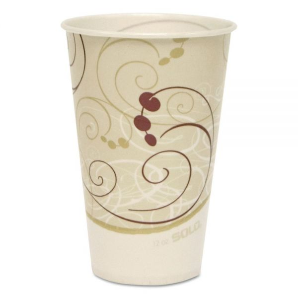 SOLO 12 oz Paper Cold Cups