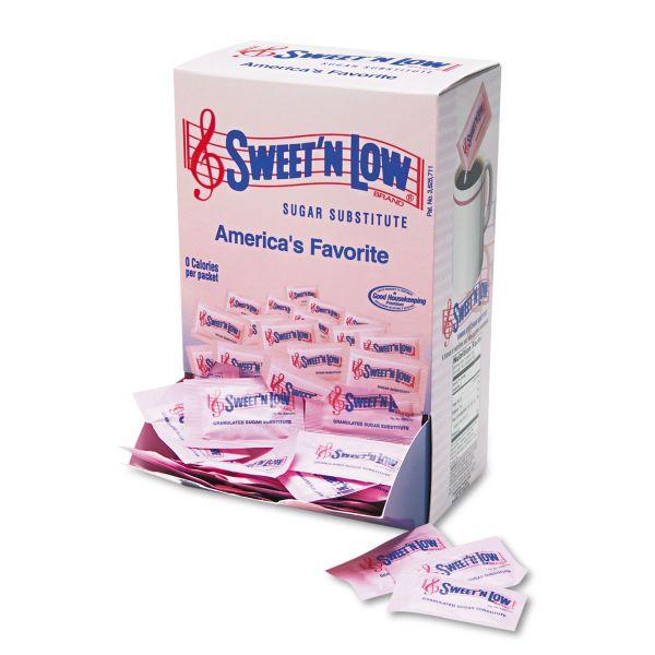 Sweet'N Low Sugar Substitute
