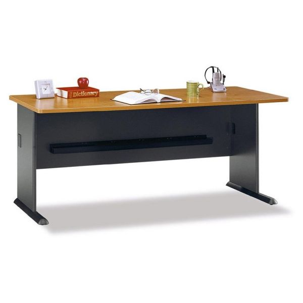 "bbf Series A 72"" Desk by Bush Furniture"