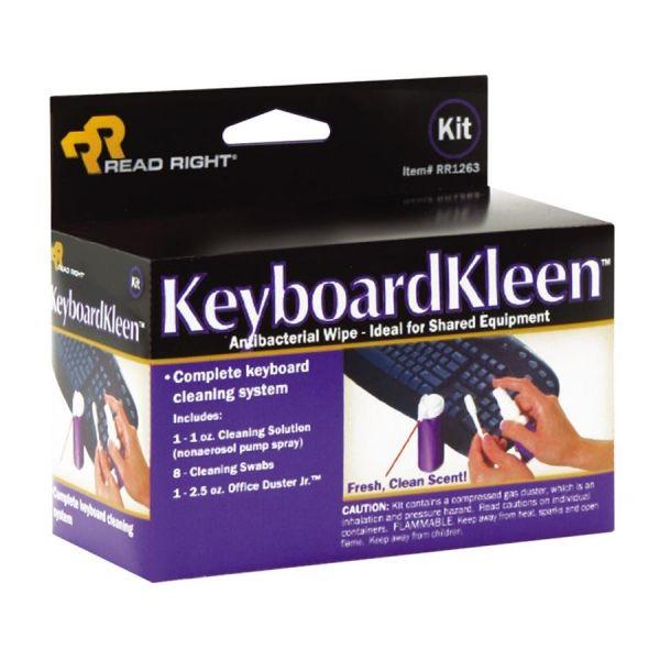 Read Right Keyboard Kleen Kit