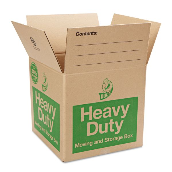 Duck Heavy Duty Double-Walled Corrugated Shipping Box