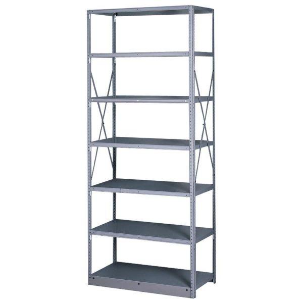 Tennsco Q-Line Industrial Shelves