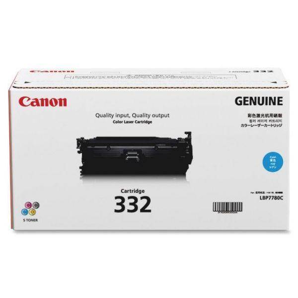 Canon 332 Cyan Toner Cartridge (CRTDG332C)
