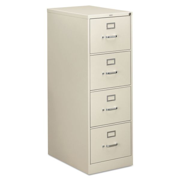 "HON 310 Series Vertical File | 4 Drawers | Legal Width | 26-1/2""D"