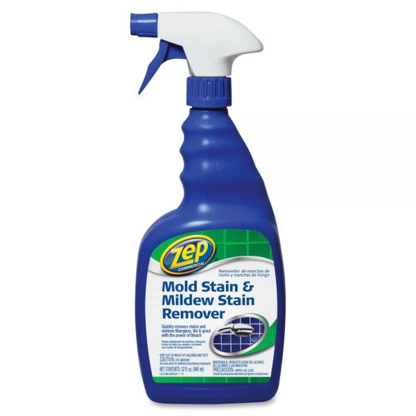 Zep Commercial Mold Stain/Mildew Stain Remover