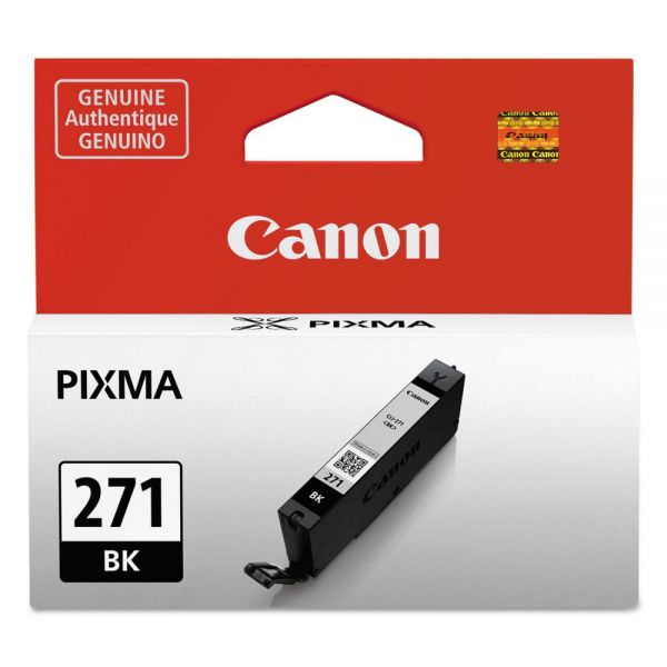 Canon CLI-271 Black Ink Cartridge (0390C001)