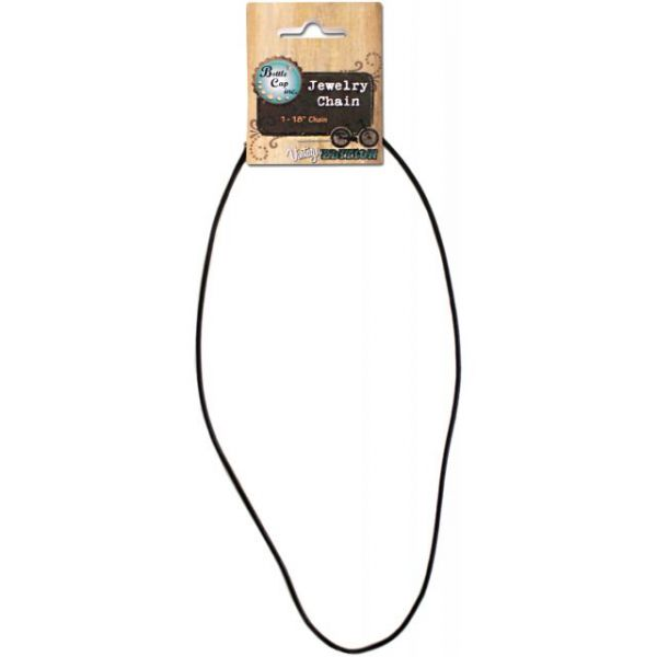 Vintage Collection Leather Necklace 1/Pkg