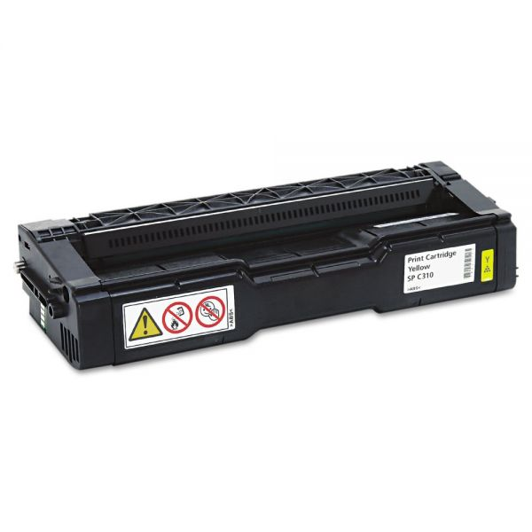 Ricoh 406478 Yellow High Yield Toner Cartridge