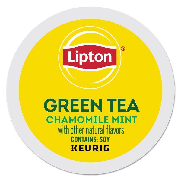 Lipton Soothe Smooth Green Tea K-Cups