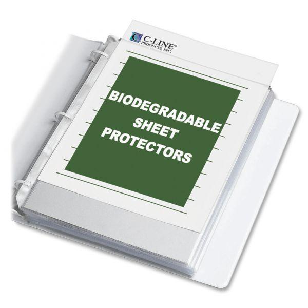 C-Line Top Loading Sheet Protectors