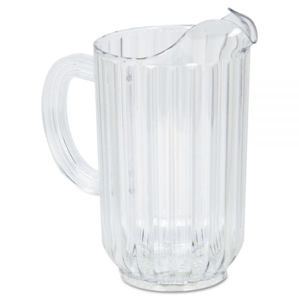 Rubbermaid Commercial Bouncer Plastic Pitcher