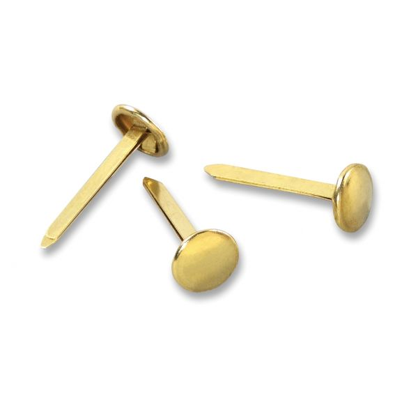 Acco Solid Brass Round Head Fasteners