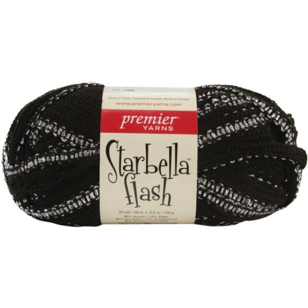 Premier Starbella Flash Yarn - Starry
