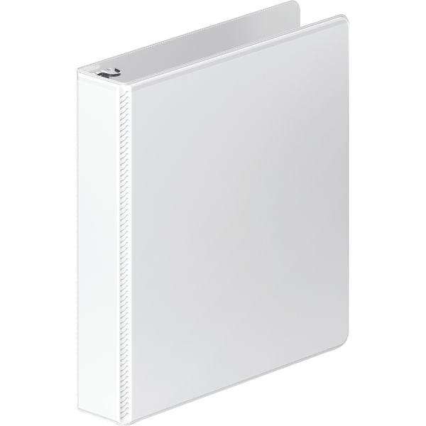 "Wilson Jones Heavy-Duty 1 1/2"" 3-Ring View Binder"