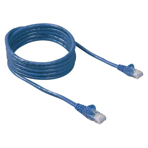 Belkin RJ45 FastCat 5 Snagless Patch Cables