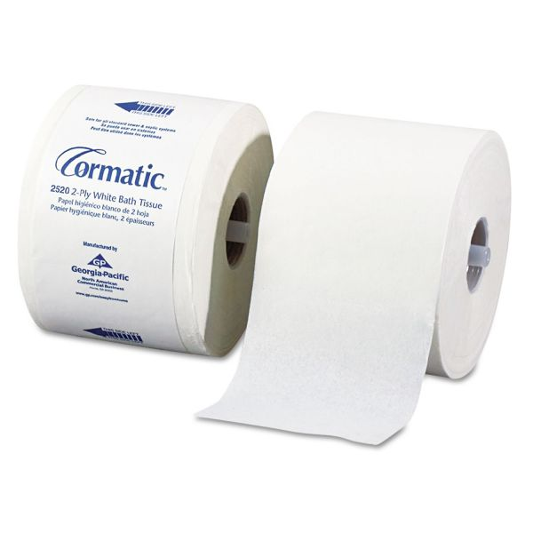 Georgia-Pacific Shell Embossed Toilet Paper