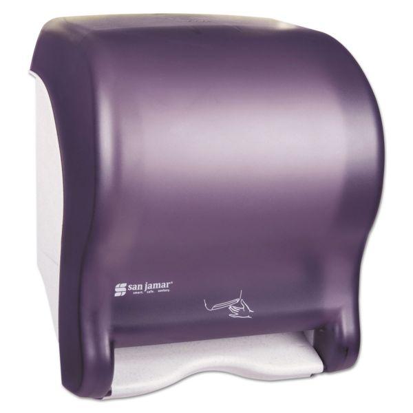 San Jamar Smart Essence Electronic Paper Towel Dispenser