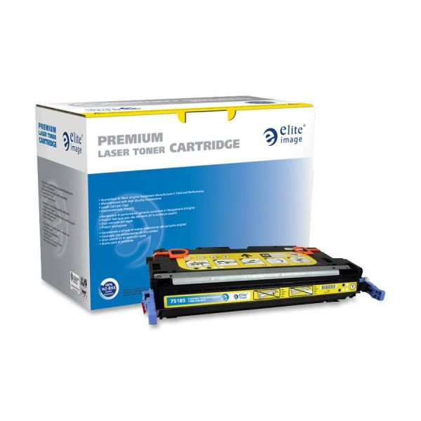 Elite Image Remanufactured HP Q7582A Toner Cartridge