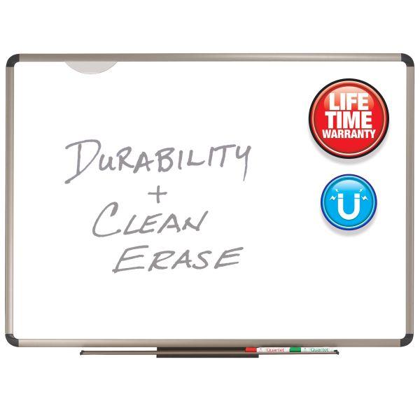 Quartet Prestige Plus DuraMax 8' x 4' Magnetic Dry Erase Board