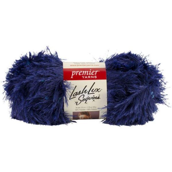 Premier Lash Lux Sequins Yarn