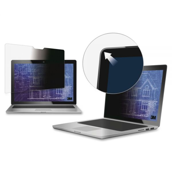 3M Privacy Filter for Apple Macbook 12-inch Black