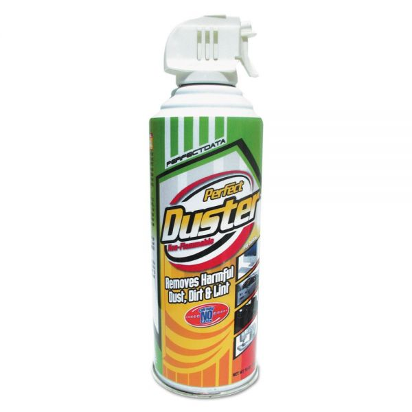 Perfect Duster Non-Flammable Canned Air Power Duster