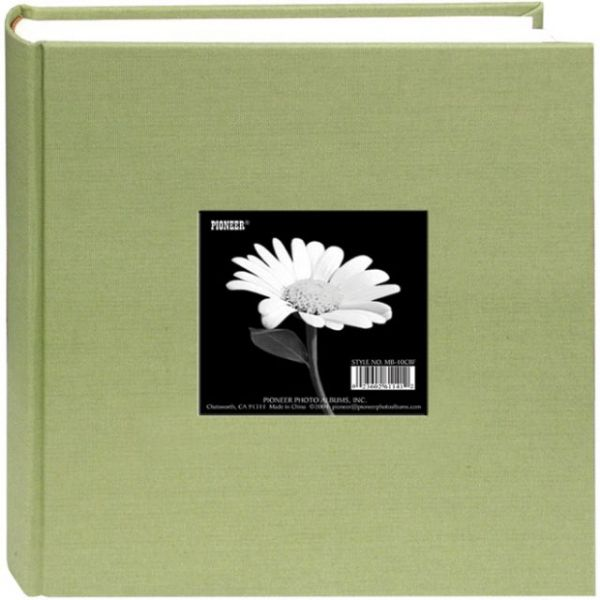"Cloth Photo Album W/Frame 9""X9"""
