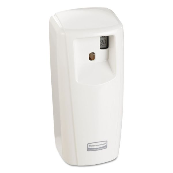 Rubbermaid Microburst 9000 LCD Air Freshener Dispenser