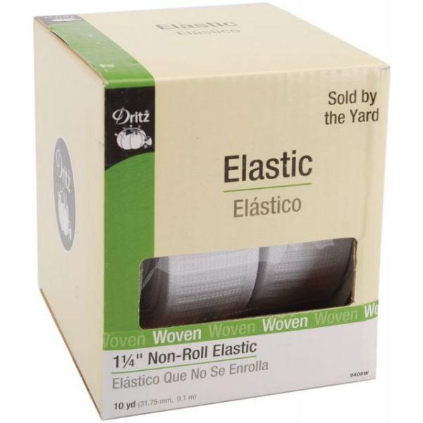 Non-Roll Elastic