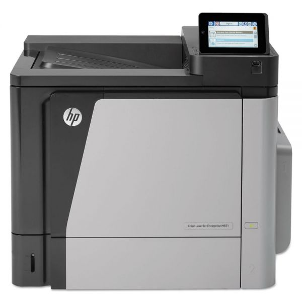 HP Color LaserJet Enterprise M651n Laser Printer