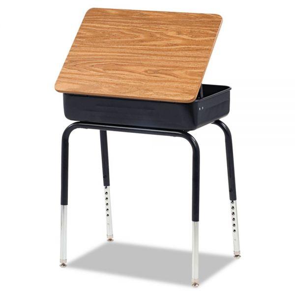 Virco Lift-Lid Student Desks