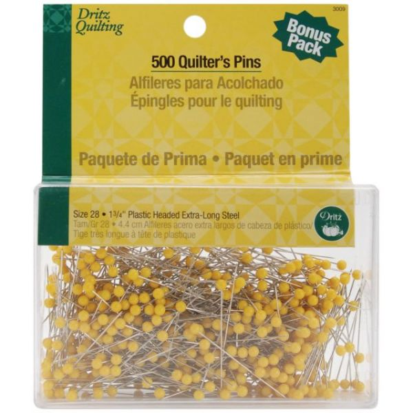 Dritz Quilting Quilter's Pins