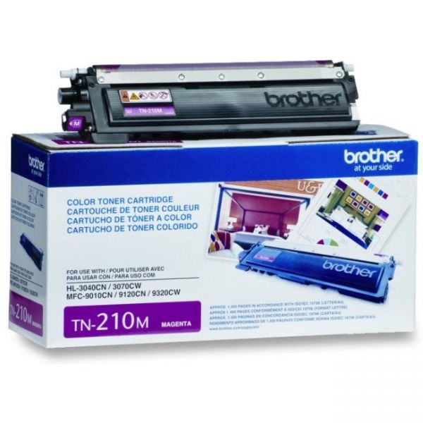 Brother TN-210M Toner Cartridge