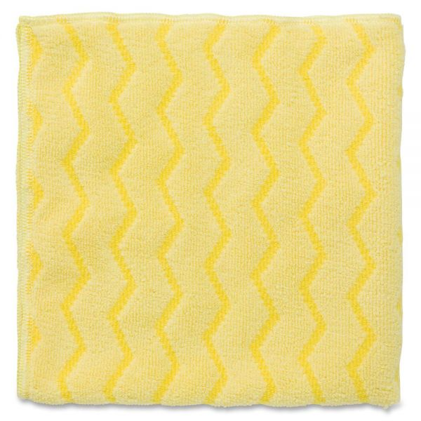Rubbermaid Commercial HYGEN Bathroom Cleaning Cloths