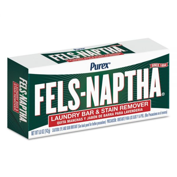 Fels-Naptha Stain Pre-Treatment Laundry Bar