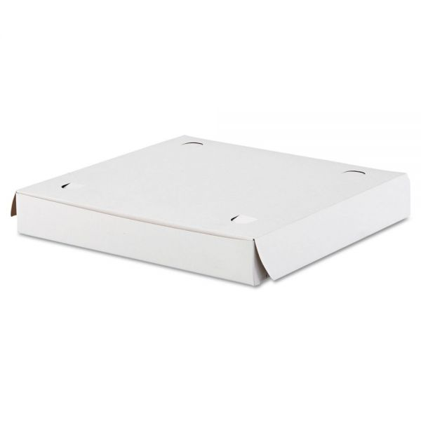 "SCT Lock-Corner 10"" Pizza Carryout Boxes"