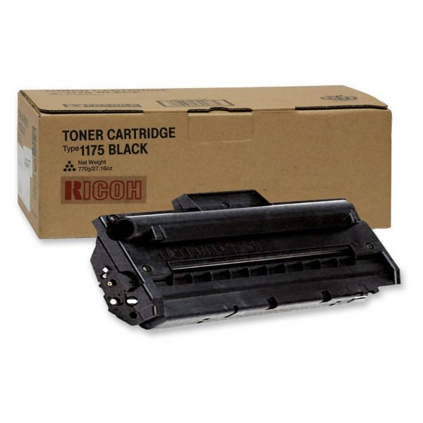 Ricoh 412672 Black Toner Cartridge