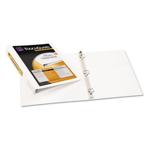 "Avery TouchGuard 1"" 3-Ring View Binder"
