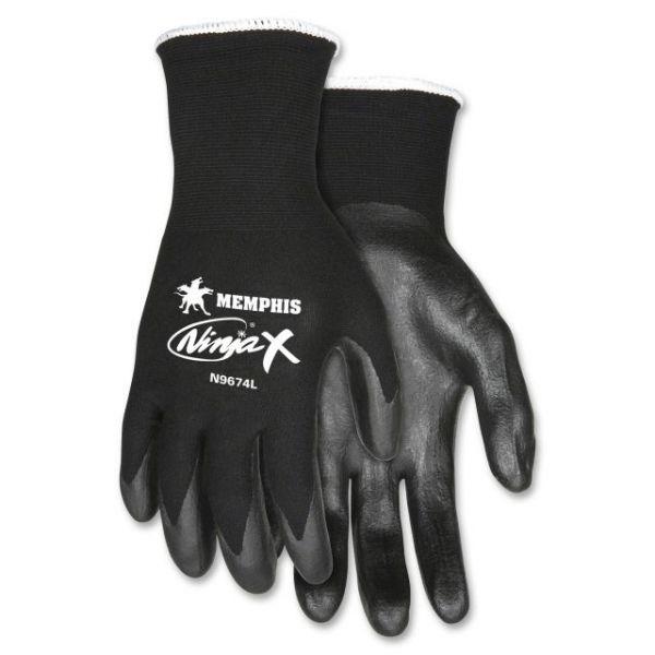 MCR Safety Ninja X Nylon Safety Gloves