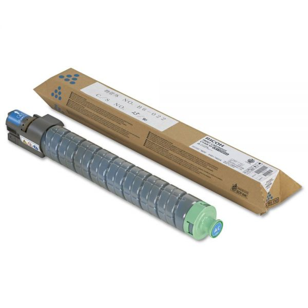Ricoh 820024 Cyan High Yield Toner Cartridge