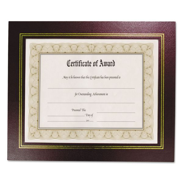 NuDell Leatherette Picture/Certificate Frames