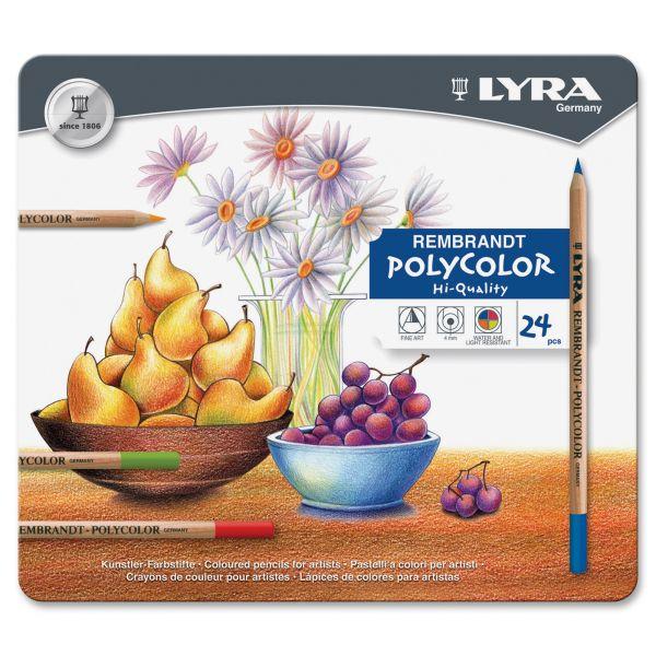 Lyra Rembrandt Polycolor Pencils
