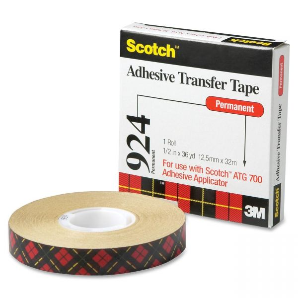 Scotch General Purpose Adhesive Transfer Tape