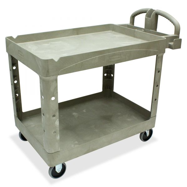 Rubbermaid Full Service Cart