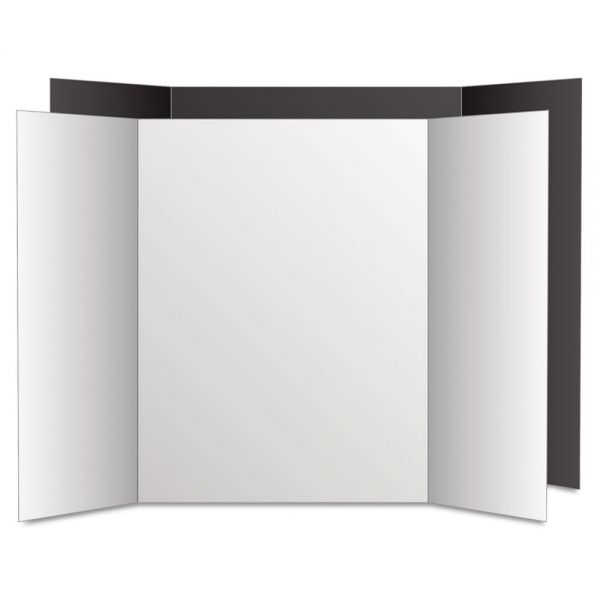 Eco Brites Too Cool Tri-Fold Poster Board
