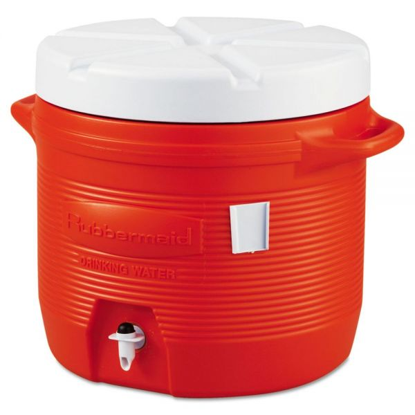 Rubbermaid Plastic Water Cooler