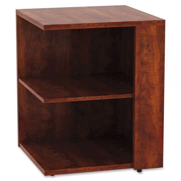 Lorell 2-Shelf Book Rack