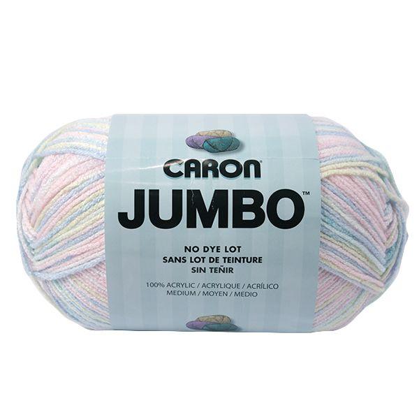 Caron Jumbo Yarn - Baby Rainbow